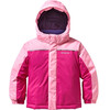 Patagonia Baby Snow Pile Jacket Rosy Posy Pink